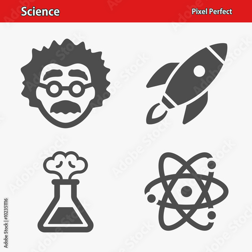 Photo  Science Icons