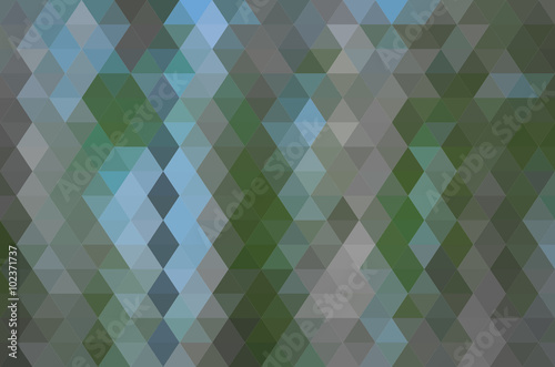 Fotografia, Obraz  Abstract geometric  graphic background