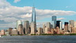 4K Freedom Tower and Hudson River Timelapse 4a