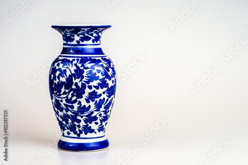 Fotografie, Obraz  chinese vase
