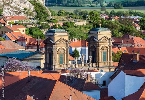 Dietrichstein tomb in Mikulov town in Czech Republic Poster