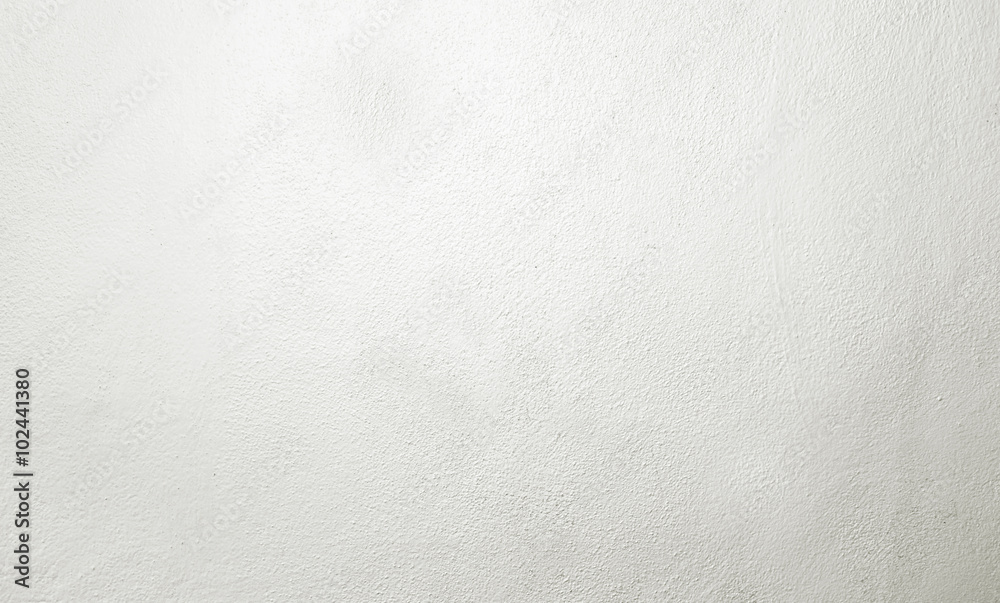 Fototapety, obrazy: Light gray coating on the fine cement wall