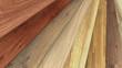 Flooring laminate or parquet samples