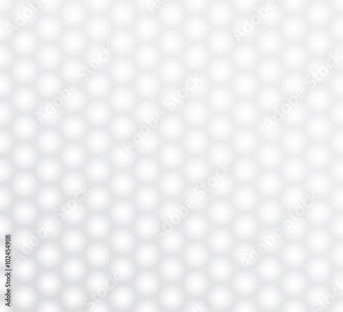 Valokuva  Golf ball pattern