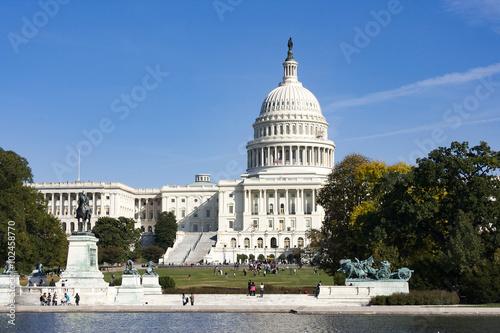 Foto  United States Capitol Building