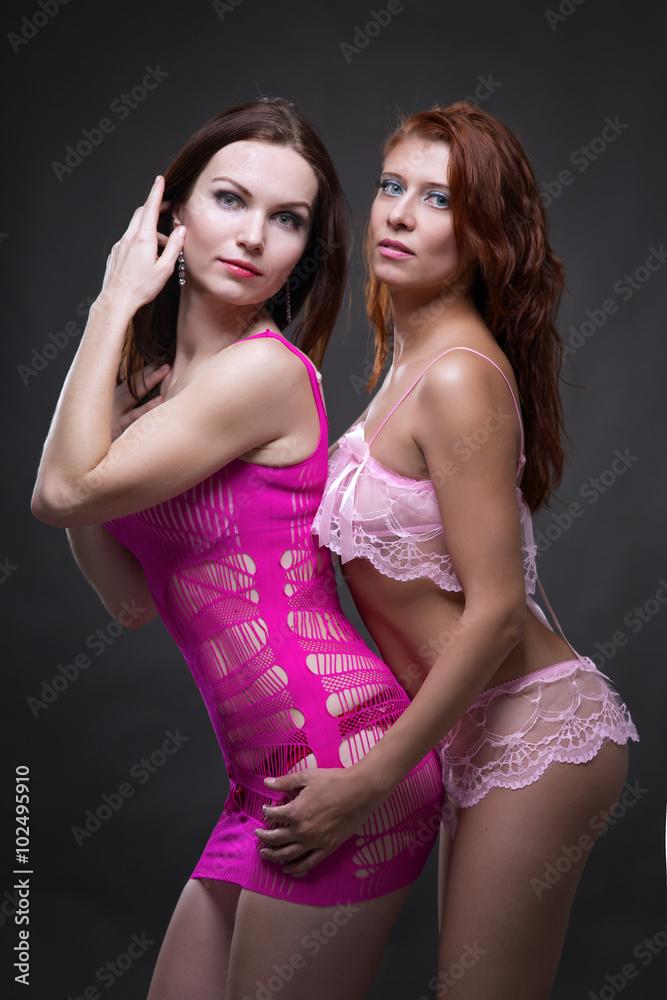 Fabulous Mature Lesbian sex scene