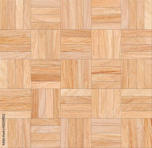 Fototapeta Wood Texture - Fragment of parquet floor obraz na płótnie