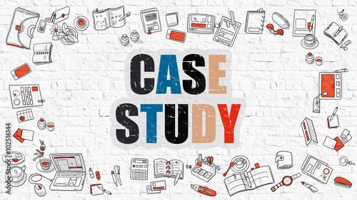 Photo Case Study Concept