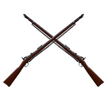 Musket Springfield Trapdoor Ri...