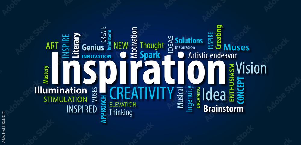 Fototapety, obrazy: Inspiration