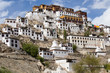 Tiksey Monastery in Ladakh, India