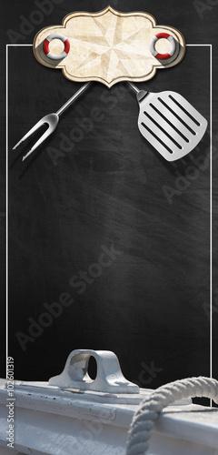 menu-seafood-tablica-z-lodzia-rybacka-empty