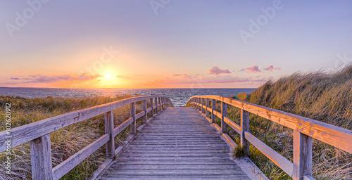 Foto-Leinwand - Strand Sommer Sonne Urlaub (von Marco2811)