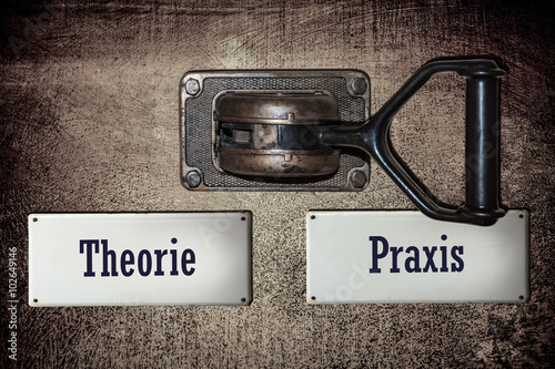 Fotografía  Schild 90 - Praxis