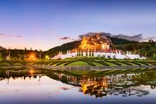 Chiang Mai Royal Flora Park