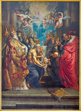 Antwerp - Disputation of the Holy Sacrament by Peter Paul Rubens