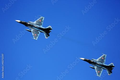 Fotografie, Obraz  F-2 戦闘機