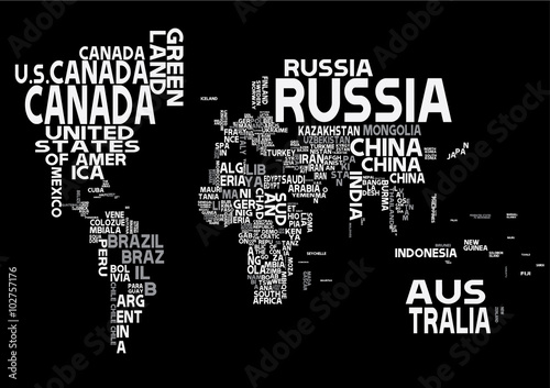 World map with white letters of english alphabet buy this stock world map with white letters of english alphabet gumiabroncs Image collections