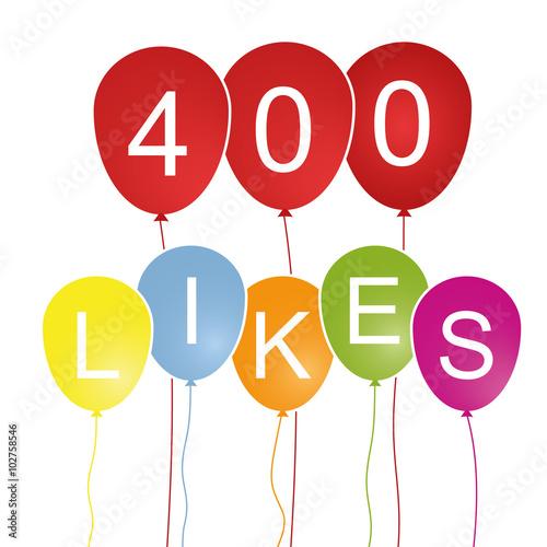 Fotografia  400 Likes