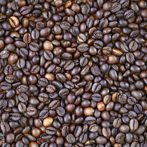 nowoczesny-ziaren-kawy-kwadrat-tlo
