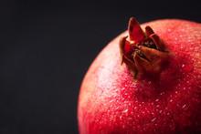 Whole Fresh Juicy Pomegranate ...