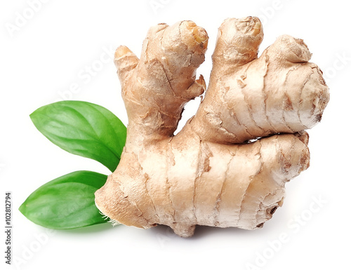 Carta da parati Ginger root