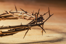 Crown Of Thorns. Christian Con...