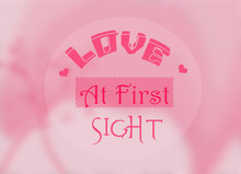Love At First Sight Qoute