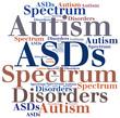 canvas print picture - ASDs - Autism Spectrum Disorders. Disease abbreviation concept.