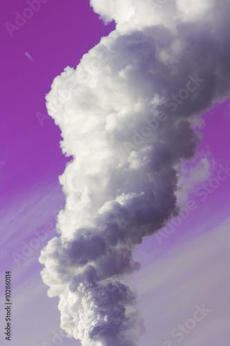 niebo-z-chmura