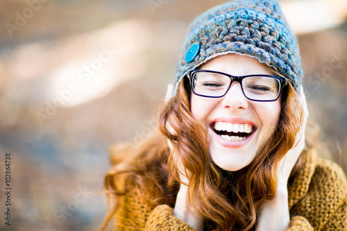 Stampa su Tela laughing