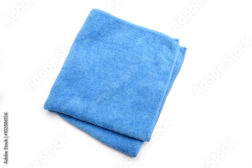 Fotografering Microfiber cleaning cloth
