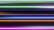流れるライン 横 低速 lines horizontal slow