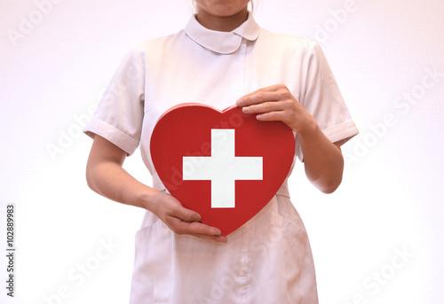 Valokuva  看護師のイメージ