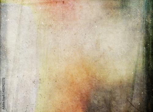 Fotografie, Obraz  Elaborate vintage canvas paper texture for natural or artisan backgrounds