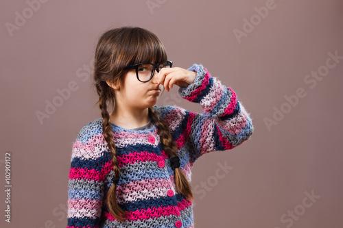 Photo  Aww something smells so bad!