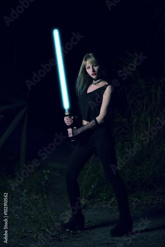 Photographie  espada de luz