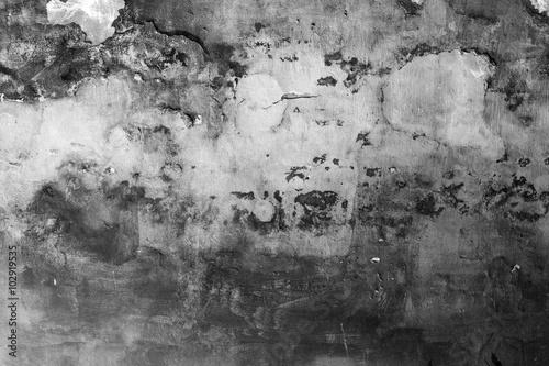 Foto op Aluminium Wand Concrete wall background