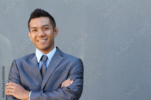 Fotografía  Confident modern business man