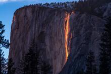 Yosemite Firefall