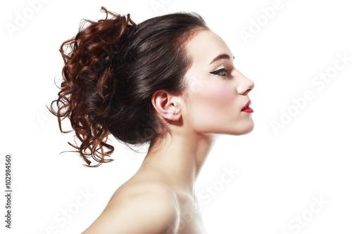 Fotografía  Profile portrait
