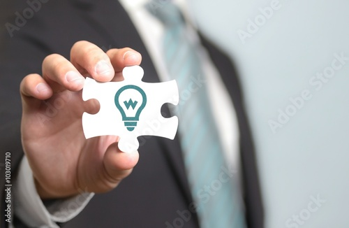 Fotografía  Business idea
