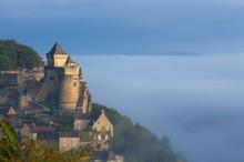 Castelnaud Castle - Dordogne-P...