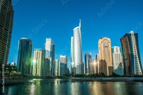 Recess Fitting Dubai Jumeirah Lakes Towers in Dubai, United Arab Emirates