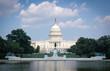 canvas print picture - Capitol Building