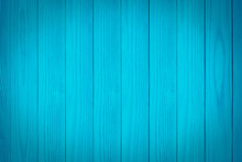 Texture Of Wood Blue Panel