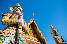 Guardian Of The Grand Palace.