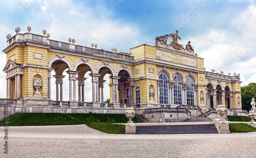 Plakat Wiedeń Gloriette Schönbrunn Palace