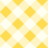 Żółta Biała Diamentowa Chessboard tła wektoru ilustracja - 103170363