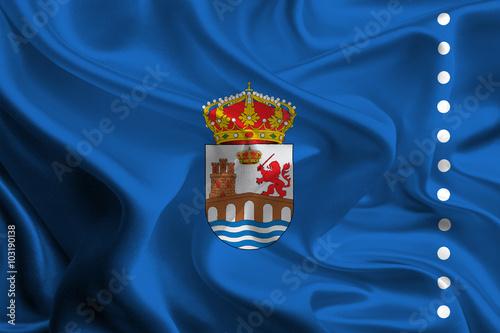 Flag of Ourense
